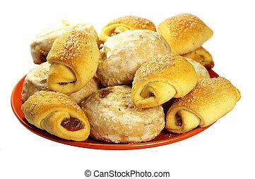 gruppe, von, croissant
