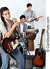 gruppo rock