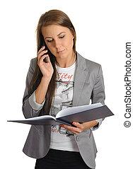 guía telefónica, estudiante