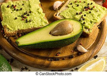 guacamole - Guacamole sandwich