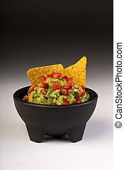 Guacamole. - Guacamole with room for your type.