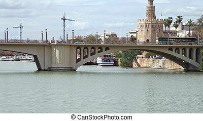 Guadalquivir River Cruise Seville