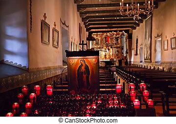 Guadalupe Shrine Serra Chapel Mission San Juan Capistrano...