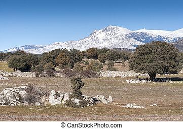 guadarrama, góry