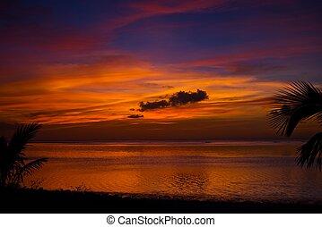 guam/sunset