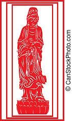 Guan Yin Buddha.