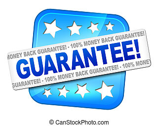 Guarantee - An image of a nice guarantee sign for your...