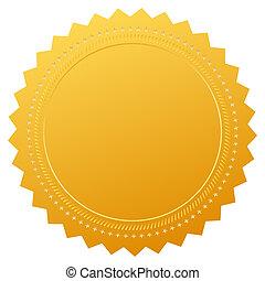 Guarantee certificate - Blank guarantee certificate