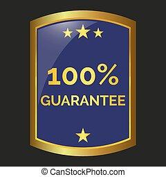 guarantee label vector