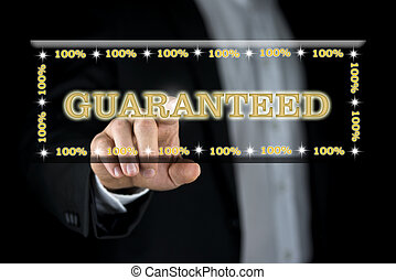 guaranteed, 100 cento