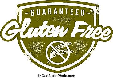 guaranteed, gluten, libero