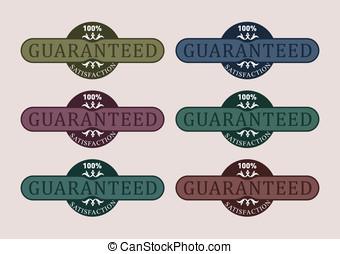 guaranteed label