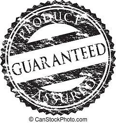 guaranteed stamp
