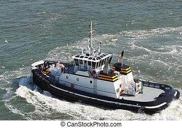 Guard Boat