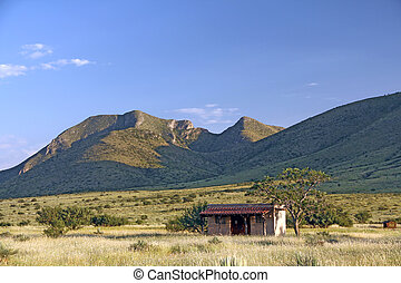 Guard, Bunk House - Guard House at a secluded Arizona Ranch...