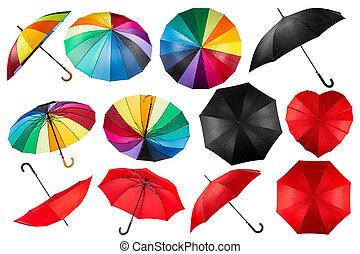 guarda-chuva, cobrança