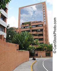 Guarded residential area of Caracas, Venezuela