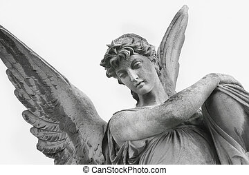 Guardian Angel as a symbol of human security