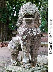 Guardian Lion Statue