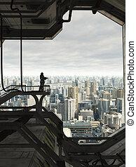 Guarding the Future City