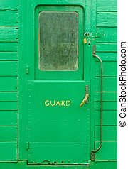 guards carriage