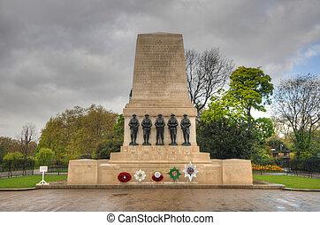 Guards Memorial (WWI) - London, UK