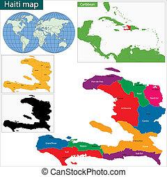 Guatemala map