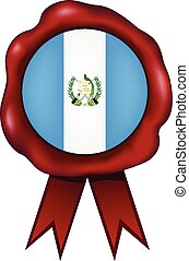 Guatemala Wax Seal
