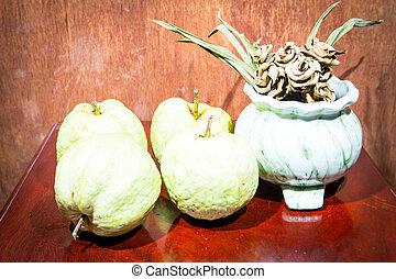 Guava apple