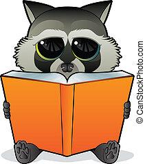 guaxinim, leitura