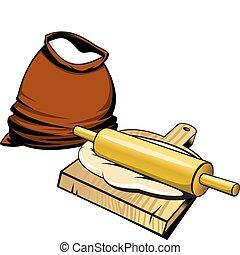 guba, házi készítésű