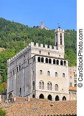 Gubbio Palazzo dei Consoli 07