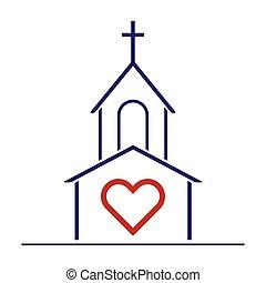 gud, dig, älskar