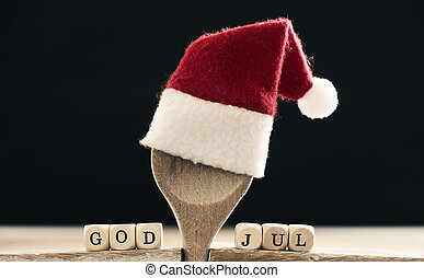 gud, jul, nordisk, glædelig jul