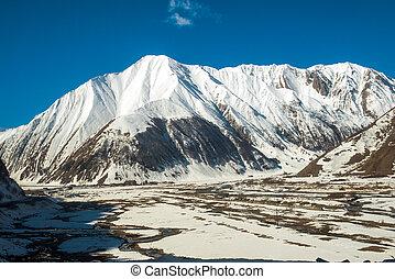 Gudauri ski resort in Georgia with beautiful views