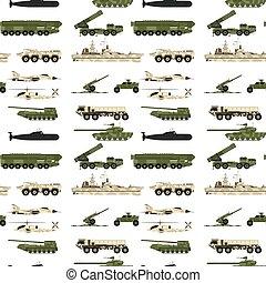 guerre, blindé, armée, armure, personnel, industrie, système...