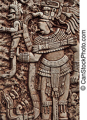 guerreira, mayan, indianas