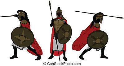 guerreros, antiguo