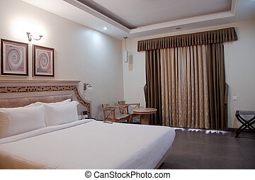 guest room  interior