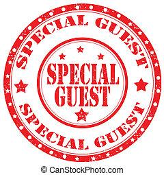 guest-stamp, speciální