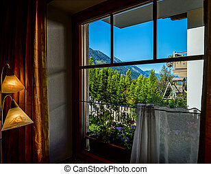 Guesthouse in calm place, mountains and nature, Austria
