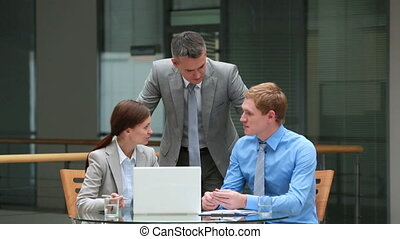 Guidance - Experienced team leader supervising the work of...
