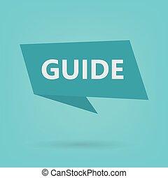 guide on sticker