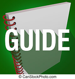Guide Spiral Book Word Long Shadow Instructions Manual Directions