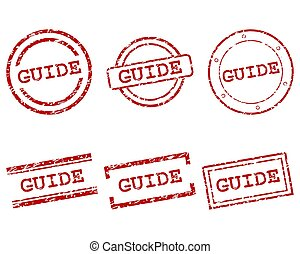 guide, timbres