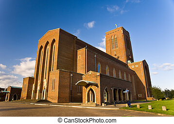 Guildford Cathedral - Guildford is the only cathedral to be...