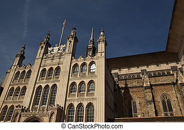 Guildhall, City of London, England
