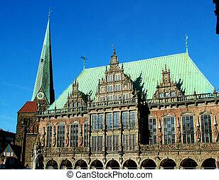 Guildhall in Bremen