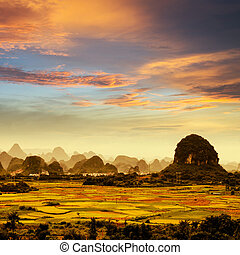 Guilin Beauty in guangxi,china