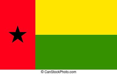 Guinea Bissau  - Guinea-Bissau flag